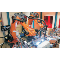 二手库卡管道焊接机器人