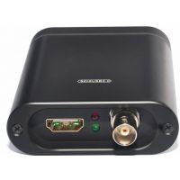 派尼珂高清SDI+HDMI转USB3采集盒采集卡NK-1301SDI-USB3