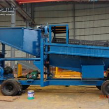 新型洗沙淘金设备 陆地选金机械优惠