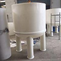 常州立创厂家加工制作PP小型搅拌设备 锥底储罐 塑料焊接槽罐 反应釜设备