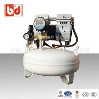 【厂家直销】全无油静音空压机 1500W压缩机 容积式压缩机