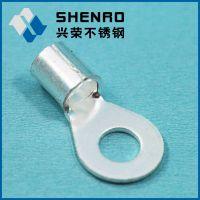 国产OT端子 圆型裸铜鼻子 TO接线鼻子 OT冷压端子OT0.5-4发往新疆