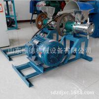 咖啡玉米膨化机 大型气流膨化机 振德供应 食品膨化机械