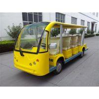 宝岛11座BD6112电动旅游观光车5-7.5kw,蓝色外形尺寸5000×1650×2020,