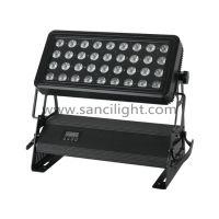三晞LED单头投光灯(36颗全彩),广泛应用于: 专业舞台、影像工作室、剧院等场所。