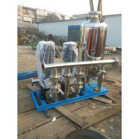 全自动罐式无负压给水设备厂家直销开封蓝海供水设备