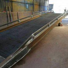 南宁叉车平台 液压式登车桥出租 12米仓库专用集装箱卸货平台