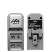 锂电池磷酸铁锂电池智能充电器 14500 5号 10440 7号 可充9V1-2节6F22话筒万能表