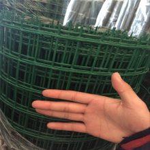 养鸡围栏网批发 散养鸡防护网 浸塑铁丝网