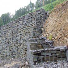 石笼网箱厂家直销 格宾网雷诺护垫 堤坝防洪网