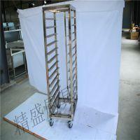 工厂专用不锈钢大米架 结构稳固耐用架子 工厂厨房专用大米架