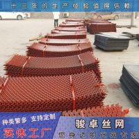 低碳钢脚手架拉伸网 电镀锌扩张网用途 销售厂家