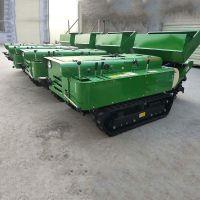 35马力自走式旋耕机自走式除草机 启航履带式开沟施肥回填机