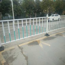 东莞京式防护栏厂 佛山交通设施防护栏 广州道路护栏隔离栏