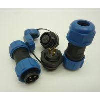 weipu威浦塑胶防水接头SP1710/P3配套SP1712/S3