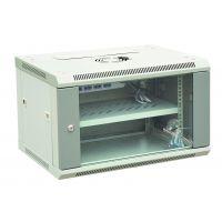 交换机专用挂墙机柜室内网商企业网吧挂柜型号H6404巨金制造