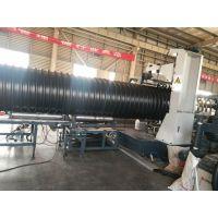 钢带增强pe波纹管--河南洛阳国润科技有限公司