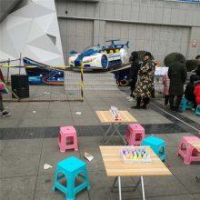 广场电动弯月飘车游乐设备星际战车娱乐设施轨道漂移类赛车F1漂移飞车