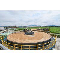 供应食品厂造纸厂污水处理设备 超效浅层气浮机 清朗环境提供各类污水解决方案