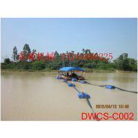 河道清淤专用设备 设计新颖操作简单DW系列新型抽沙船