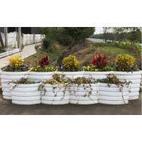 pvc组合花箱 室内阳台pvc组合花箱 绿化组合花箱pvc微发泡花箱5+4