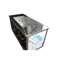 荣汇超声RHXL型化工厂滤芯超声波清洗机设备