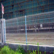 高速公路浸塑网 钢丝围栏网安装 工地隔离网