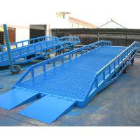 上货用的搭接台,卸车台、卸货台, 能移动的卸车台,集装箱上卸货台 移动登车桥