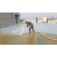 惠州祯华屋顶聚脲防水