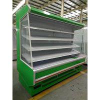 安阳展示柜 水果蔬菜保鲜展示柜 立式冷藏柜