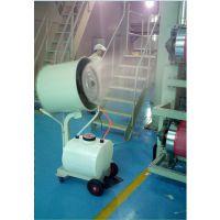离心式加湿器LXA-45T,手推式离心加湿器,生产车间增湿器
