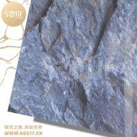 石家庄餐饮橱柜装饰彩色不锈钢热转印大理石纹板转印木纹板石纹板可定制样品