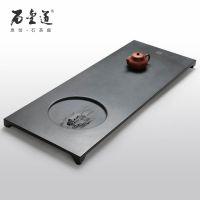 石金道 艺术石雕茶盘 国风系列·悬阁