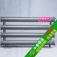 中春暖通 光面管暖气片 D89-1-3 1米3排 无缝钢管制作