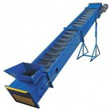 污泥刮板输送机定做厂家直销 散料输送机