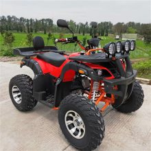 小排量电动沙滩车 10寸轮胎沙滩车 汽油摩托车