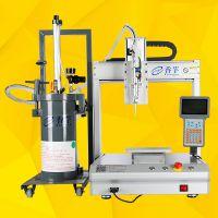 香芋厂家直销硅胶三轴四轴全自动点胶机 2600硅胶打胶机 涂胶设备