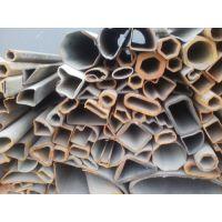 桂林瓜子形异型钢管厂家,140*60*3.0mm厚壁方管价格
