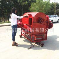 河南信阳畅销 125型 稻麦脱粒机 黄豆打谷机