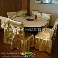 【厂家直销】中餐厅 火锅桌 4人石英石现代火锅桌