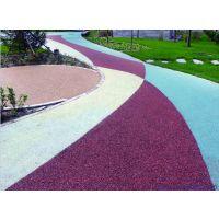 公园艺术园林地坪工程 温州豫信地坪专业承接地面装饰施工 价格双方合谈