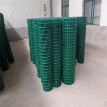 厂家直销黑丝网片 铁丝网 荷兰网 包塑养鸡网