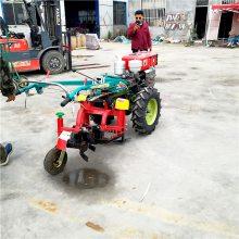 小型花生收获机 花生果收获机 手扶拖拉机带动收获机