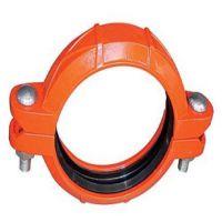 KRHD钢制柔性管接头、球墨铸铁各类快速管接头厂家欧希