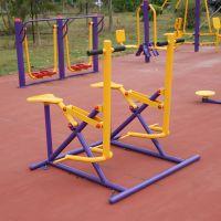 湛江户外健身器材用品 运动场儿童游乐设备 柏克体育厂家健身路径