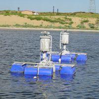 风清雾化蒸发器机械雾化漂浮式路基式蒸发塘KCS400型