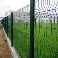 1.2*3米桃型柱护栏 价格 公路专用铁丝防护网 车间隔离