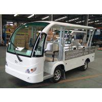 福州卖电动观光车、电动观光车就选福州知豆新能源电动车