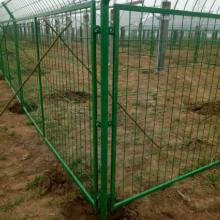 护栏网【图】油田护栏网边框围栏网生产厂家优盾金属丝网