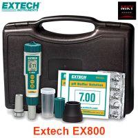 美国Extech EX800氯、pH值、温度三合一测试仪套件